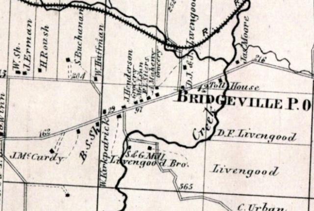 Bridgeville 1866
