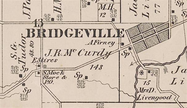 Bridgeville_1875